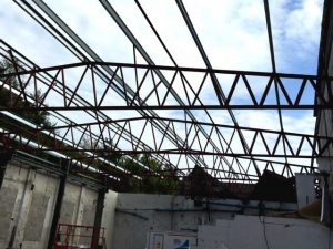 refurbishment steelwork