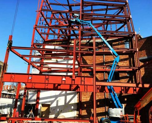 Structural Steelwork Steelwork Engineering Services