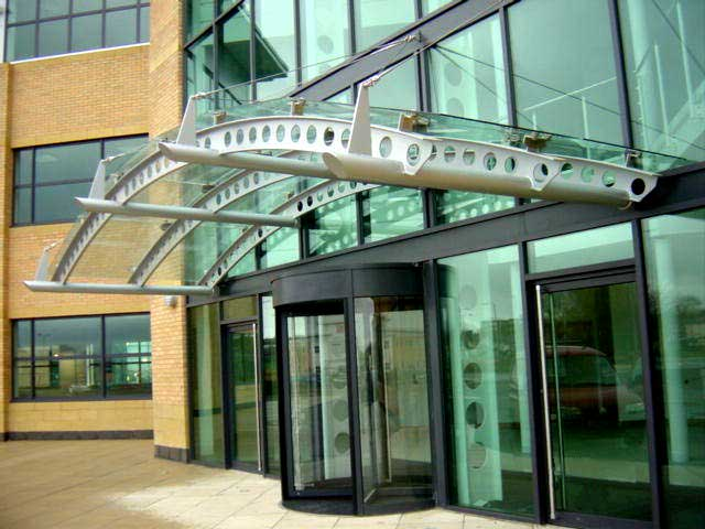 Stylish canopies designed to provide protection and shelter