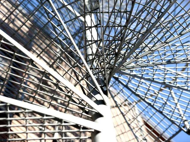Steelwork Engineering Staircases