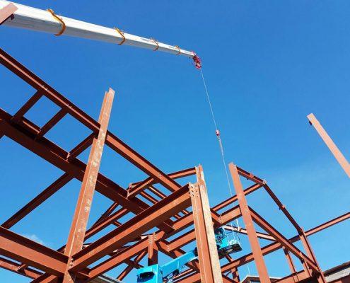steelwork installations
